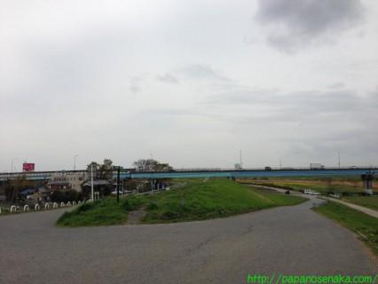 2013_04_06 01 江戸川CR 上葛飾橋