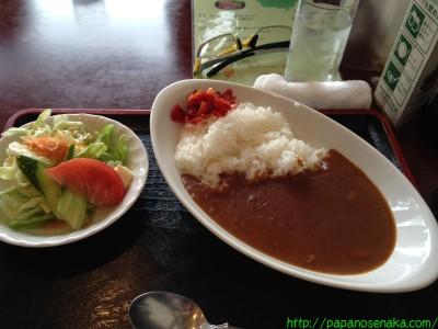 2014_02_22 06 前菜のカレー