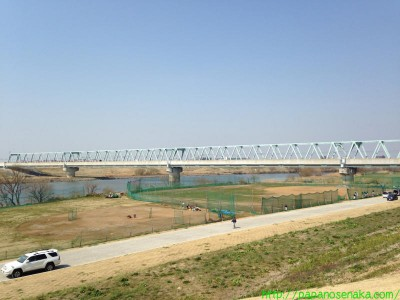 2014_03_16 02 TX江戸川鉄橋
