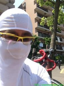 2014_05_04 02 Full Face Mask White