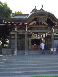 2015_05_05 10 鵠沼伏見稲荷神社へ
