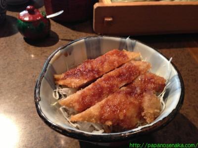 2013_08_16 10 ミニソースカツ丼