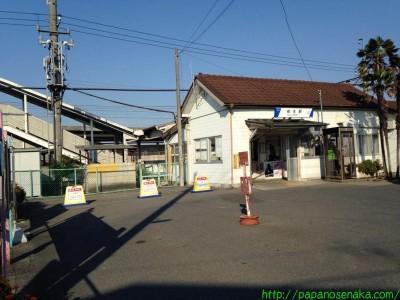 2013_09_21 05 東武日光線 柳生駅