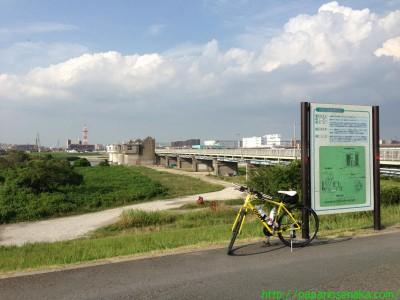 2013_07_28 行徳橋の辺り