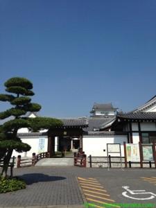2013_09_21 02 関宿城