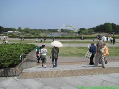 2009_05_02 01 ひたち海浜公園到着.JPG